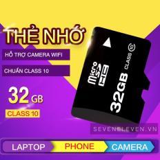 Thẻ nhớ Micro SD 32Gb U3 Class 10 Tốc độ cao siêu bền cho camera