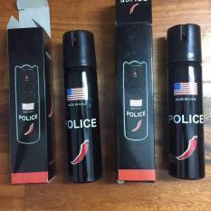Bình xit con trùng (Hơi cay ) POLICE 110ml