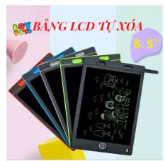 Đồ chơi cho bé Bảng viết thông minh LCD tự xóa 8.5 inch cho bé tập vẽ, tập viết Giao Ngẫu Nhiên