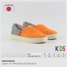 Giày Lười Trẻ Em Nhập khẩu từ Nhật Bản – BEL1909-02