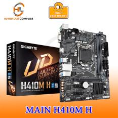 Main Gigabyte H410M H Chính hãng Viễn Sơn Phân Phối
