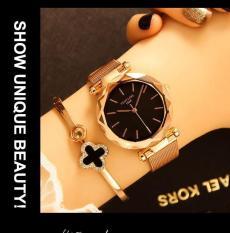 Đồng hồ nữ TẶNG Vòng xinh xắn