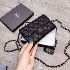 Túi chanel mini fullbox có dây mang