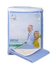 Tấm lót nệm thấm hút 2.5 lít nhập khẩu Đan Mạch Abena Pad ( 85x90cm ) – Giặt sấy khô được – Chống thấm cho nôi/giường cho bé