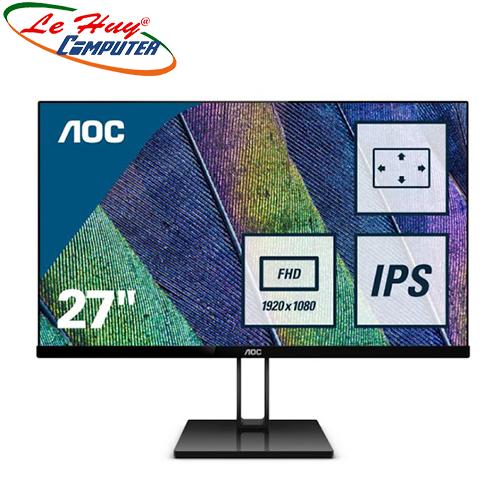 Màn hình AOC 27V2Q 27.0Inch 75Hz UltraSlim IPS