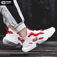 Giày Sneaker Nam Cao Cấp Hot Trend 2019 Phong Cách Hàn Quốc – Thời Trang ATARI(SR01) – Xu Hướng Thời Trang Mới