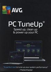 Phần mềm AVG PC TuneUp 3 Users 1 Year