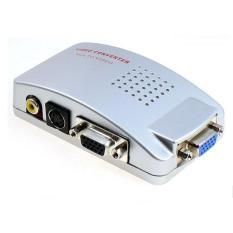 Bộ chuyển tín hiệu AV, Svideo sang VGA cao cấp