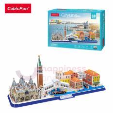 Mô hình giấy Cubic Fun MC269h