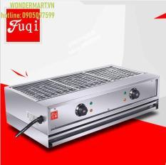 Bếp nướng điện BBQ 70cm FuQi 6KW cho nhà hàng quán ăn