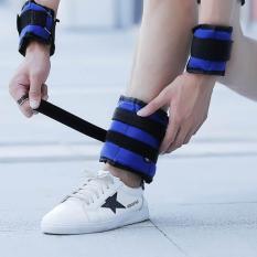 Tạ Đeo Chân Cát Sắt Siêu Êm 6 Kg – Hỗ trợ tập luyện thể lực, giảm mỡ, tăng cơ bắp – Nâng cao sức bật và sức bền