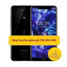 Nokia 5.1 Plus 3GB – 32GB – Hàng chính hãng Nokia