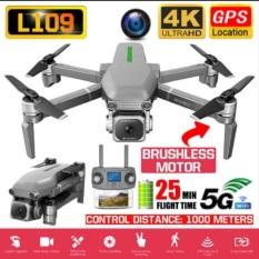 Flycam Matavish L109s camera 4k động cơ brushless bay 25p xa 1000m có tự bay về tặng túi đựng