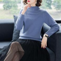 Áo len nữ Hàn Quốc dưới 68kg
