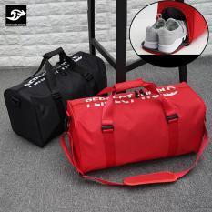 Túi xách du lịch CỠ LỚN vải dù chống thấm nước tập gym , du lịch T205 Fortune Mouse (49x24x27cm)