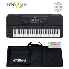 Đàn Organ Yamaha PSR-SX700 – Hãng phân phối chính thức (Keyboard PSR SX700 – Hàng chính hãng, Có tem chống hàng giả bộ CA – Bộ Đàn, Bao, Nguồn)