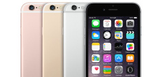 Điện Thoại Apple Iphone 6s ( 2GB/16GB ). Hàng chính hãng, like new nguyên hộp 90-95%.