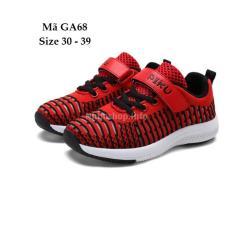 Giày Bé Trai Piku Hàng Xuất Châu Âu Cho Bé Trai 5 – 12 Tuổi GA68 Đỏ