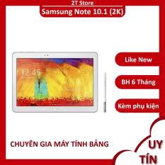 [Nhập ELJAN12 giảm 10%, tối đa 200k, đơn từ 99k]Máy tính bảng Samsung Note 10.1 (2K) màn đẹp kèm bút S-pen