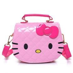 Túi Đeo Chéo Kitty Cute Dành Cho Bé Gái
