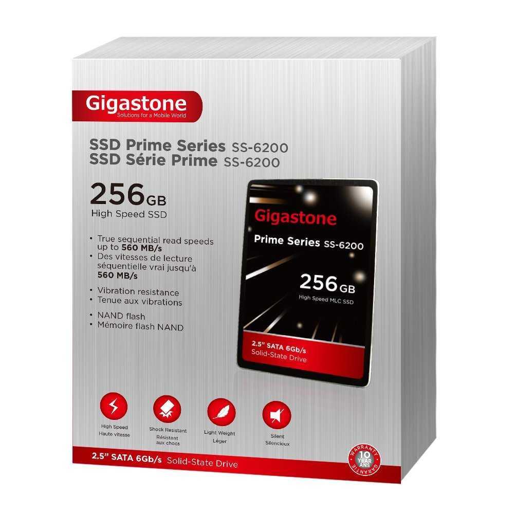 Ổ Cứng SSD Gigastone 256GB New