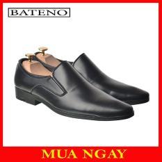 Giày Lười Công Sở Bateno BT18 Da Mềm