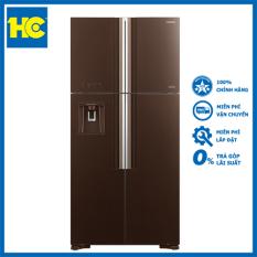 Tủ lạnh Hitachi FW690PGV7X(GBW) – Miễn phí vận chuyển & lắp đặt – Bảo hành chính hãng