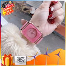 Đồng hồ nữ dây da GUOU A45 TREND 2020 đồng hồ nữ thời trang cho phái đẹp