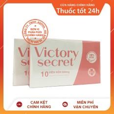 Victory Secret – Hỗ trợ ngăn ngừa viêm nhiễm se khít vùng kín