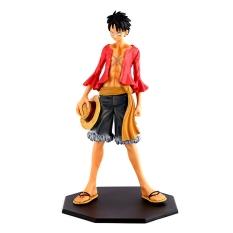 Mô Hình Luffy – One Piece Mũ Rơm Cỡ Lớn 26Cm