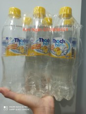 Nước khoáng Thạch Bích vị chanh muối Lốc 6 chai