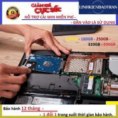 Ổ cứng HDD laptop 120GB160GB 250GB 320GB 500GB – bảo hành 12 tháng