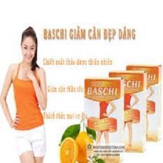 Viên Uống Giảm Cân Baschi Cam (hộp 30 viên)