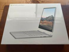 Brand New Microsoft Surface Book 3 15″ 10th i7 – 32GB RAM 512GB – GTX 1660 Ti – SEALED