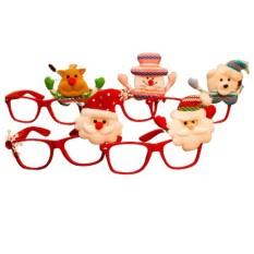 Đồ chơi Giáng sinh – Mắt kính họa tiết giáng sinh đáng yêu (Nhiều mẫu, giao ngẫu nhiên)