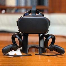 Chân đế Vr, Giá đỡ màn hình tai nghe và Trạm cho Bộ điều khiển Báo chí Tai nghe Oculus Rift S Oculus Quest Vr Stand,Headset Display Holder and Station for Oculus Rift S Oculus Quest Headset Press Controllers