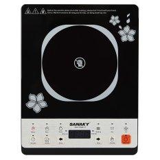 Bếp hồng ngoại Sanaky SNK-102HG-1S (Đen)