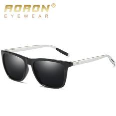 Kính râm nam nữ, kính mát gọng vuông thời trang hàn quốc, mắt kính chống nắng cực tốt, kính gọng vuông hot trend 2021 Aoron Gian hàng chính hãng