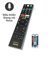 Remote Điều Khiển Giọng Nói Smart TV, Tivi Thông Minh SONY BRAVIA RMF-TX310P