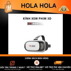 [Nhập ELJAN11 giảm 10%, tối đa 200k, đơn từ 99k]Kính xem phim 3d VR Box mẫu 2