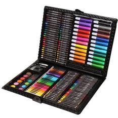 Hộp bút chì màu 150 món cho bé yêu . cho bé thỏa thức tô vẽ thúc đầy tiềm năng nghệ thuật .