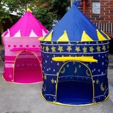 Lều bóng công chúa hoàng tử cho bé vui chơi