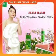 SLIM HAMI – Giảm Cân Nhanh Chóng Và Hiệu Quả (20 VIÊN)