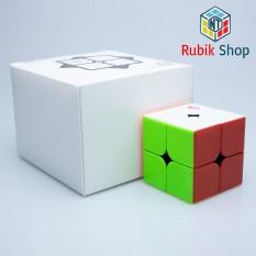 Rubik 2x2x2 QiYi Xman Flare cao cấp có nam châm sẵn