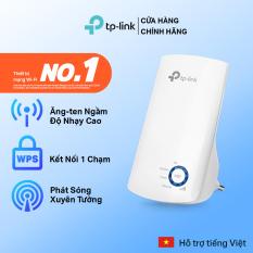Bộ Mở Rộng Sóng Wifi TP-Link TL-WA850RE Chuẩn N 300Mbps – Hãng phân phối chính thức