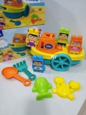[Đồng hàng cùng con] Bộ đồ chơi xúc cát cao cấp cho bé – Quà tặng từ Similac