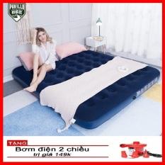 Đêm hơi nệm hơi cỡ lớn 67003 Size: 2,03m x 1,52m x 22cm.