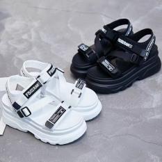 Sandal nữ,sandal học sinh độn đế 5p fashion kiểu dáng mới siêu hót