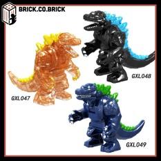 GXL047 048 049 – Đồ chơi lắp ráp xếp hình – Mô hình sáng tạo – Minifigure và non lego – Bigfig Khủng Long Godzilla