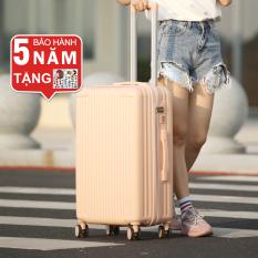 Vali du lịch vali kéo Size20/24inch KS-155/T01 Cao Cấp bảo hành 5 năm